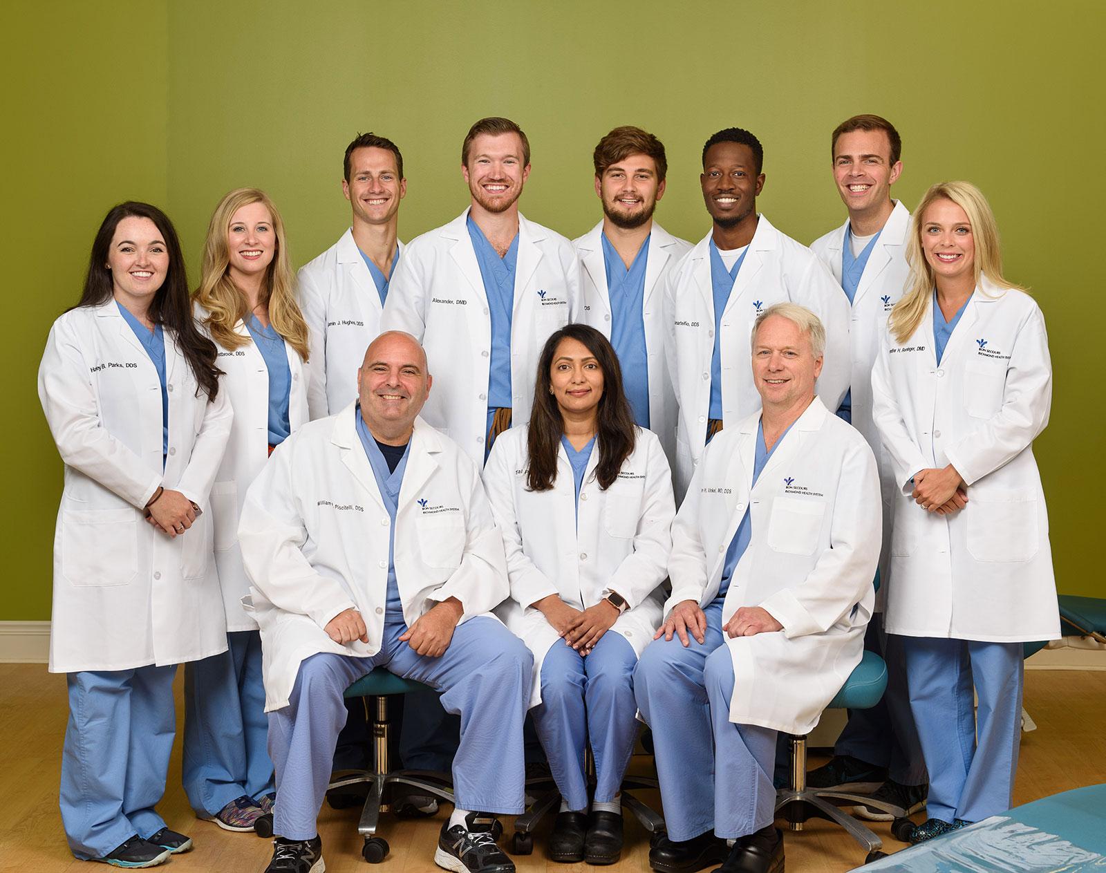 Bon Secours St Mary's Hospital of Richmond | Pediatric Dental Residency Program
