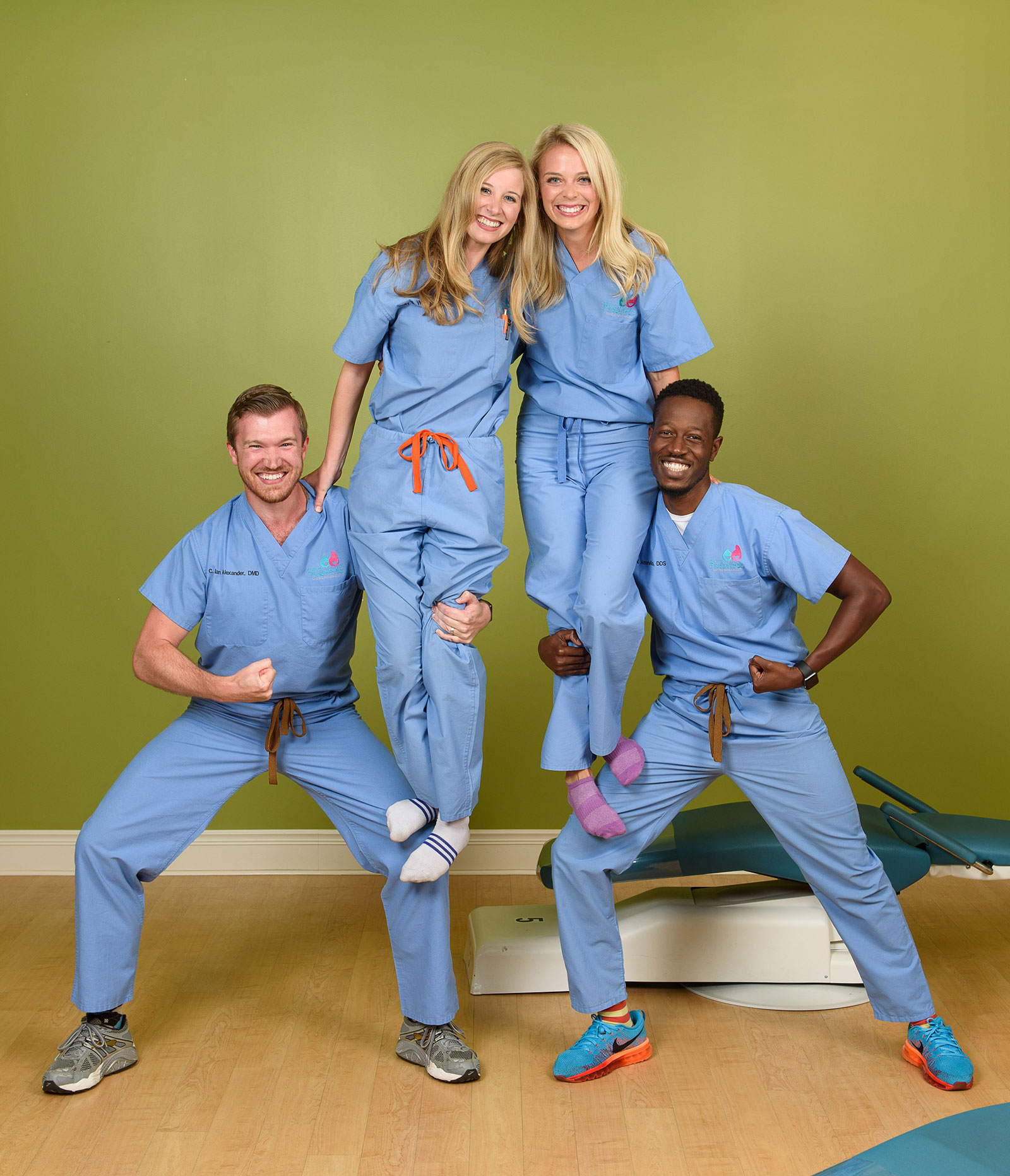 Meet the Residents | Pediatric Dental Associates
